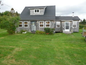 Seasonal Property for sale 1937 Rte 960 Upper Cape New Brunswick