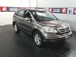 2010 Honda CR-V MY10 (4x4) Luxury Urban Titanium 5 Speed Automatic Wagon Cardiff Lake Macquarie Area Preview
