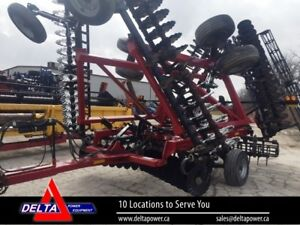 2012 CASE IH 330-31' TANDEM DISC HARROW