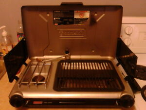 COLEMAN STOVE/BBQ FOR SALE