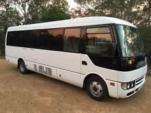 2008 Mitsubishi Rosa Delux Bus with Low Kilometers $55000 Inc GST Belli Park Noosa Area Preview