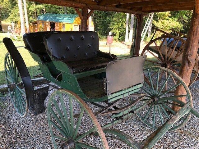 Horse CarriageAntique