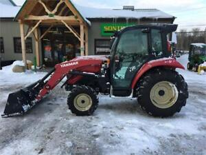2016 YANMAR YT359 - TRACTEUR COMPACT/CABINE/CHARGEUR! 0%/60MO