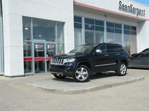 2012 Jeep Grand Cherokee Leather