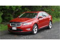 2010 Ford Taurus Sho *Ecoboost*Moonroof*Leather*Sony Sound