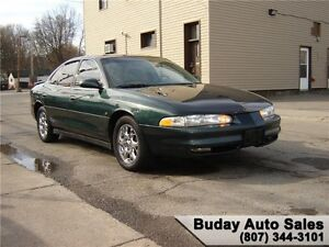 2001 OLDSMOBILE INTRIGUE GL.
