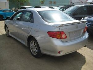 2009 Toyota Corolla SPORT - WE DO TRADES + WE FINANCE Edmonton Edmonton Area image 4