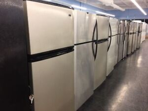 WHITE OR STAINLESS STEEL FRIDGES starting at ONLY $399