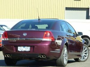2014 Holden Caprice WN MY14 V Purple 6 Speed Sports Automatic Sedan Sunbury Hume Area Preview