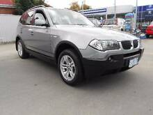 2005 BMW X3 Wagon North Hobart Hobart City Preview