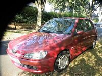 2001 Peugeot 306 - Clean low mileage great driving car