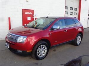 2010 Lincoln MKX V6 AWD ~ Heated Seats ~ Bluetooth ~ $12,900
