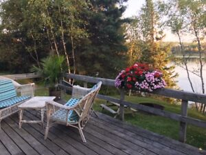 Fully Furnished Lake Front House