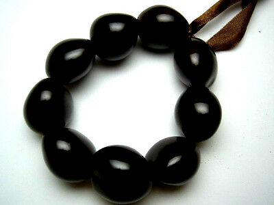 Hawaii Wedding / Graduation Kukui Nut Luau Hula Jewelry Bracelet ~#24002 (QTY 2)