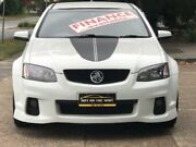 2011 Holden Commodore VE II SS White 6 Speed Automatic Utility Eagle Farm Brisbane North East Preview