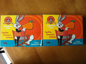 LOONEY TUNES TRADING CARD GAME X2