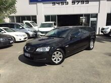 2013 Holden Commodore VE II MY12.5 Omega Black 6 Speed Automatic Sportswagon Beckenham Gosnells Area Preview
