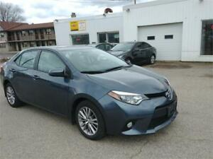 2014 Toyota Corolla | Sunroof | Heated Seats | Back Camera