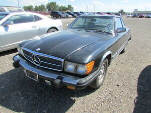 1980 Mercedes-Benz 400-Series (Stock # C67)
