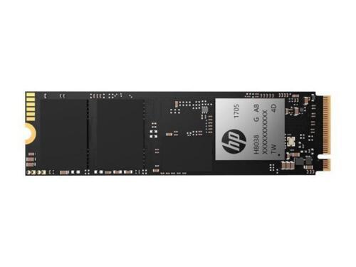 HP EX920 M.2 256GB PCIe 3.0 x4 NVMe 3D TLC NAND Internal Solid State Drive (SSD)