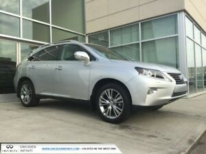 2014 Lexus RX 350 ULTRA PREMIUM/NAVIGATION/BACK UP MONITOR/SUNRO
