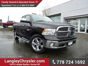 2015 RAM 1500 SLT LOCALLY DRIVEN, ONE OWNER & ACCIDENT FREE