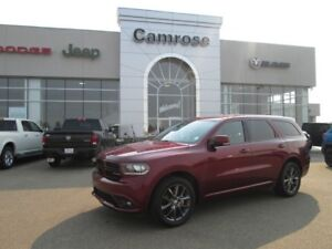 2017 Dodge Durango GT; Rear Back Up Camera, Rear Park Assist Sy