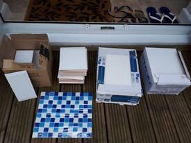 Various ceramic tiles - various prices