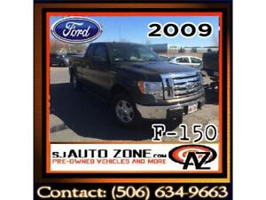 Ford F-150 2009 Supercab 4WD
