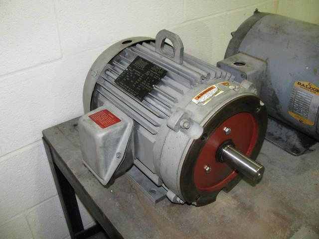 LINCOLN ELECTRIC MOTOR 7VM AAF4P5TC61 5HP 1725RPM 230/460V