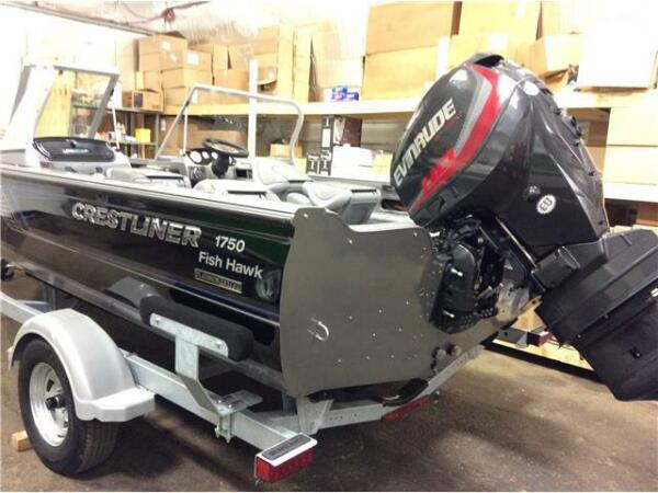 Used 2016 Crestliner 1750 FISH HAWK