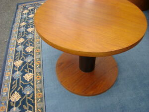 Mid Century Modern Teak Side Table