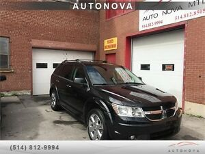 ***2010 DODGE JOURNEY R/T***AUTO/A.C/CUIR/7PASS/514-812-8505