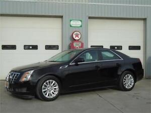2012 Cadillac CTS Luxury AWD w/ WINTER TIRE PACKAGE