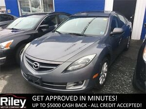 2011 Mazda MAZDA6 GT STARTING AT $112.30 BI-WEEKLY