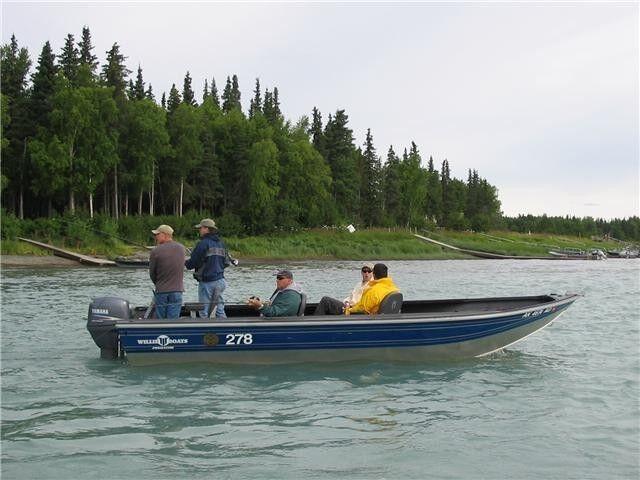 3  to 10 night Alaska Salmon and Halibut Fishing trip Kenai River / Cook Inlet