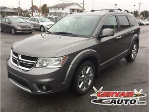 Dodge Journey R/T V6 AWD Cuir A/C MAGS 2012