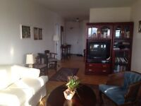 4 1/2 Spacious/Bright in TMR $790 Heating/Garage Included