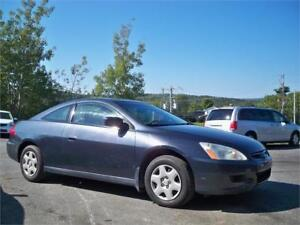 DEAL! 2006 Honda Accord Coupe LX-G! NEW MVI , NEW BRAKES!