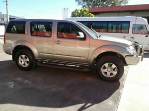 2010 Nissan Pathfinder R51 08 Upgrade ST (4x4) Gold 5 Speed Automatic Wagon Coopers Plains Brisbane South West Preview