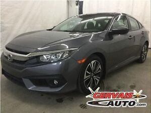 Honda Civic EX-T Turbo Toit Ouvrant A/C MAGS 2016