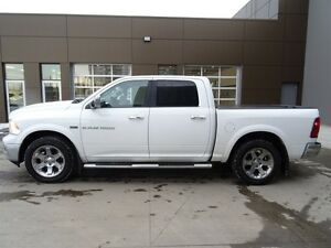 2012 Ram 1500 4WD CREWBAC LARAMIE Leather,  Heated Seats,  Back- Edmonton Edmonton Area image 3