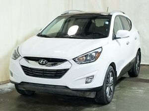 2015 Hyundai Tucson GLS AWD w/ Leather, Bluetooth, Dual Sunroof