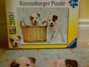 Puzzle - Ravensburger - 200XXL - 8+ Peterborough Peterborough Area image 1
