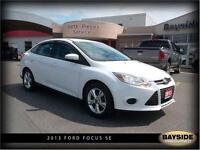 2013 Ford Focus SE LOADED LOW KMS!