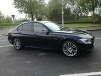 BMW 3 SERIES 2.0 320I XDRIVE M SPORT 4DR Automatic (black) 2015