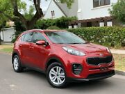2017 Kia Sportage QL MY17 Si 2WD Red 6 Speed Sports Automatic Wagon Medindie Walkerville Area Preview