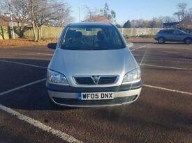 Vauxhall Zafira 1.8 Petrol Auto HPI CLEAR, PART SERVICE HISTORY, ELEGANCE MODEL