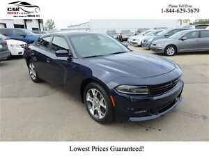 2016 Dodge Charger SXT AWD W/NAV, BEATS BY DRE SOUND SYSTEM, LEA