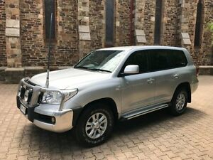 2008 Toyota Landcruiser VDJ200R GXL (4x4) 6 Speed Automatic Wagon Kent Town Norwood Area Preview